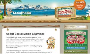 Social Media Marketing Examiner