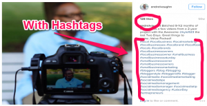 how to use instagram hashtags for engagement