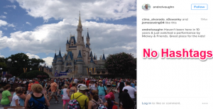 how to use instagram hashtags for no engagement