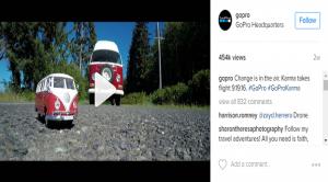 Instagram GoPro Karma Drone 3