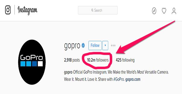 Instagram GoPro Karma Drone