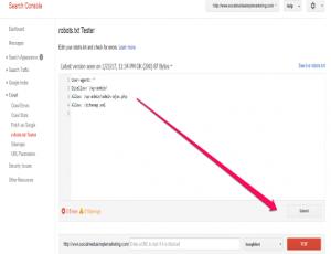 RobotsTxt File (Blogging Tips)